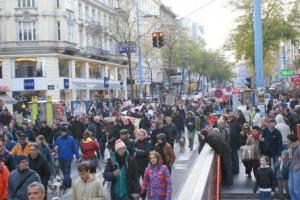Demo Ballhausplatz