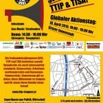 Aufruf zum Aktionstag TTIP-CETA