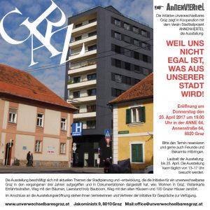 Unverwechselbares Graz