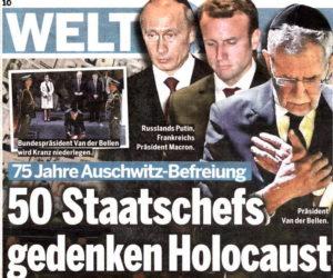 Auschwitzgedenken